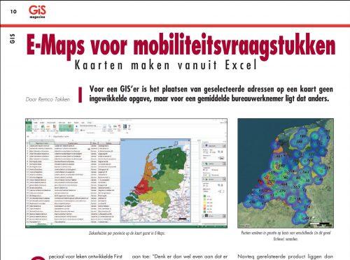 GIS magazine