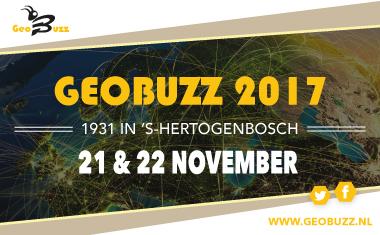 Geobuzz beurs 2017