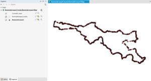 GPX track in MapInfo