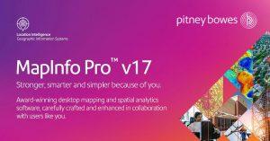 MapInfo Pro 17