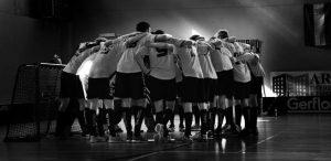 First Element sponsort Nationaal Herenteam Floorball U19